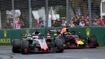 Romain Grosjean, Haas, Albert Park, 2018