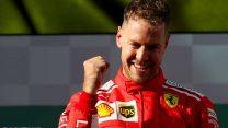 Vettel snatches Melbourne win as VSC wipes smile off Hamilton's face