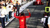 Riccardo Adami, Ferrari, Albert Park, 2018