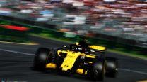 Nico Hulkenberg, Renault, Albert Park, 2018