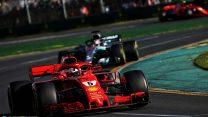 """Ferrari will be """"hard to beat"""" in China – Hamilton"""