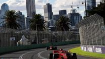Kimi Raikkonen, Ferrari, Albert Park, 2018