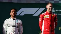 Vettel can't ignore Mercedes' superior speed after lucky win