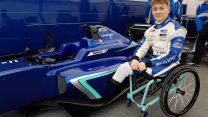 Monger seeking sponsors to race full British F3 season