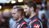 Haas keep Grosjean and Magnussen for 2019