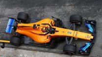 McLaren MCL33: Technical analysis