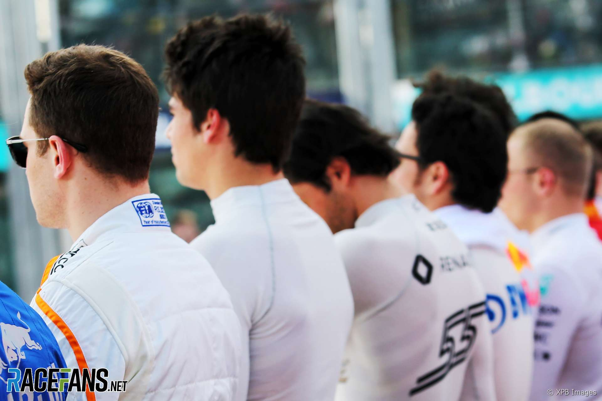2019 f1 drivers, teams and engine suppliers - racefans