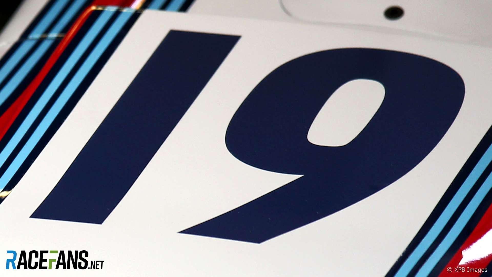 Calendario Test F1 2020.2019 F1 Season Drivers Teams Calendar And More Racefans