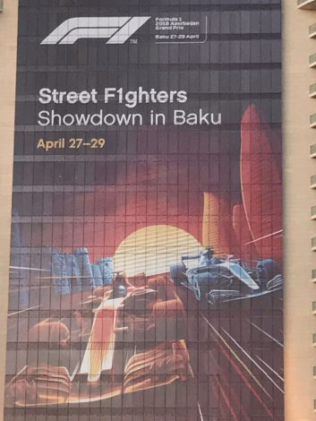 Street F1ghters poster