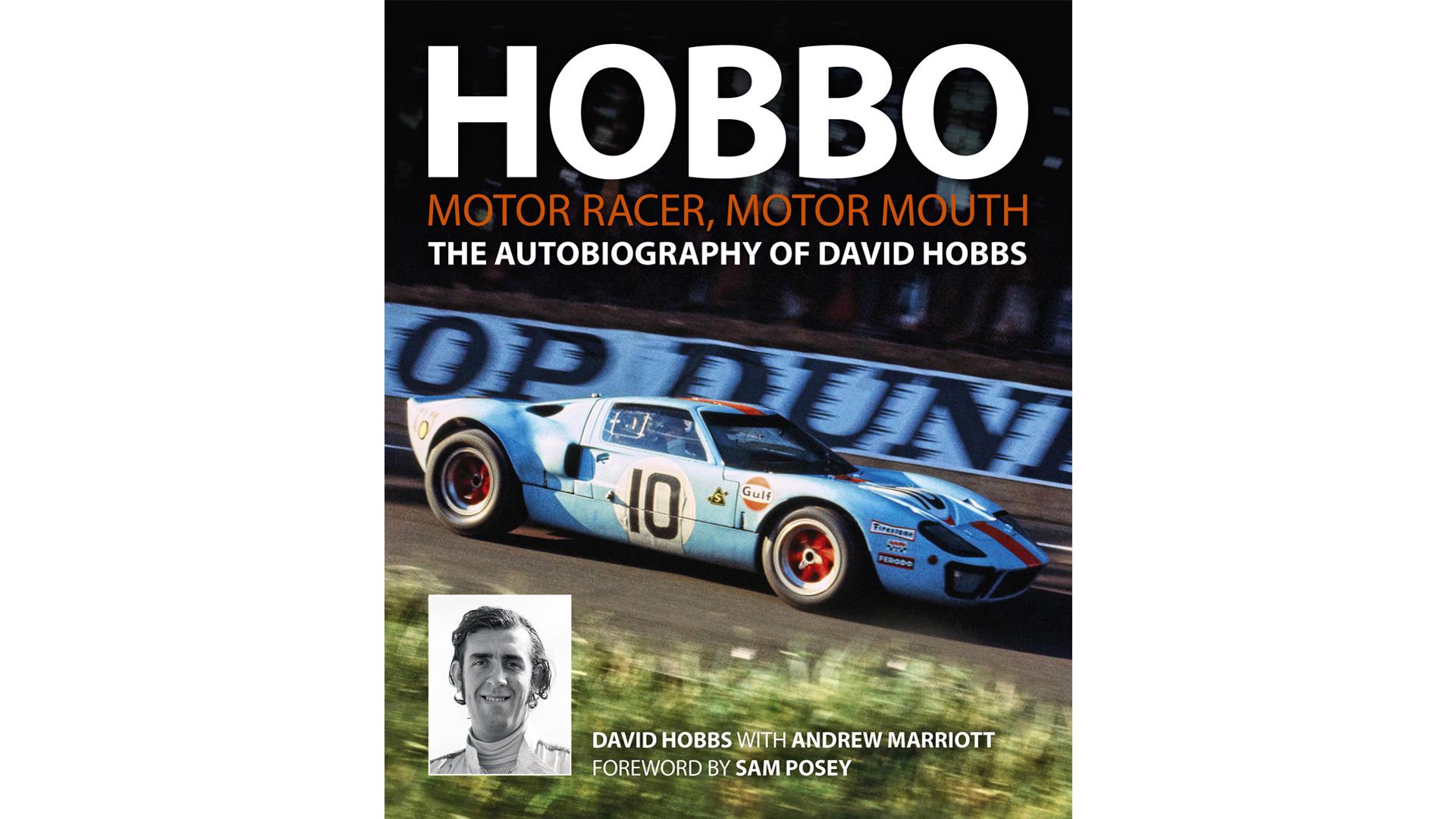 Hobbo: David Hobbs autobiography