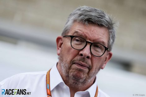 Ross Brawn, Circuit of the Americas, 2017