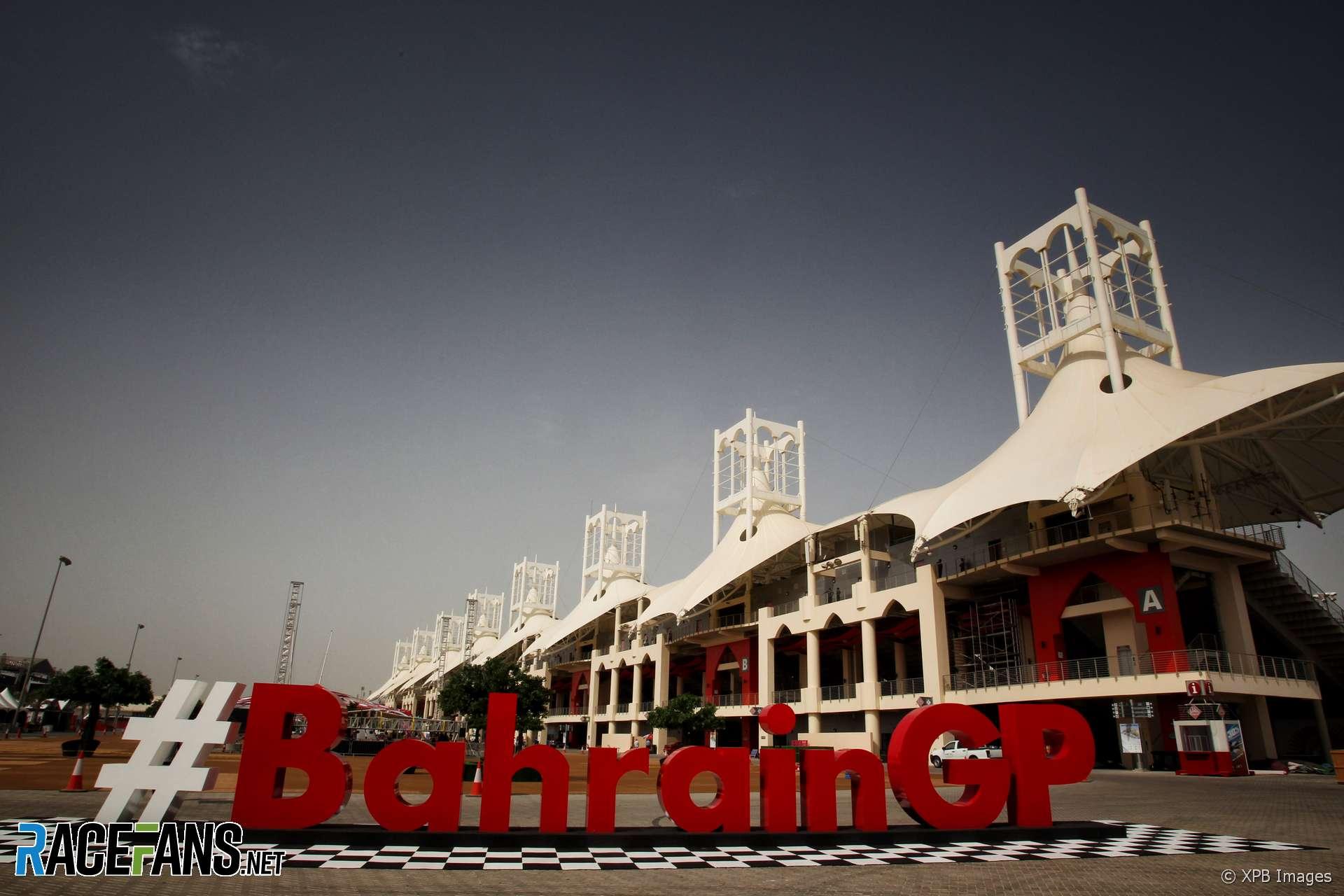 Bahrain International Circuit, 2018