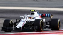 Williams are 1.3 seconds slower in Bahrain than in 2017