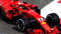 2018 Bahrain Grand Prix grid