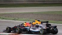 Hamilton 'forgot about the camera' when he made Verstappen remark