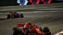 2018 Bahrain Grand Prix race result