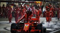 Three errors caused Ferrari's botched Bahrain pit stop which injured a mechanic
