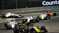 Carlos Sainz Jnr, Renault, Bahrain International Circuit, 2018