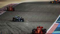 2018 Bahrain Grand Prix championship points