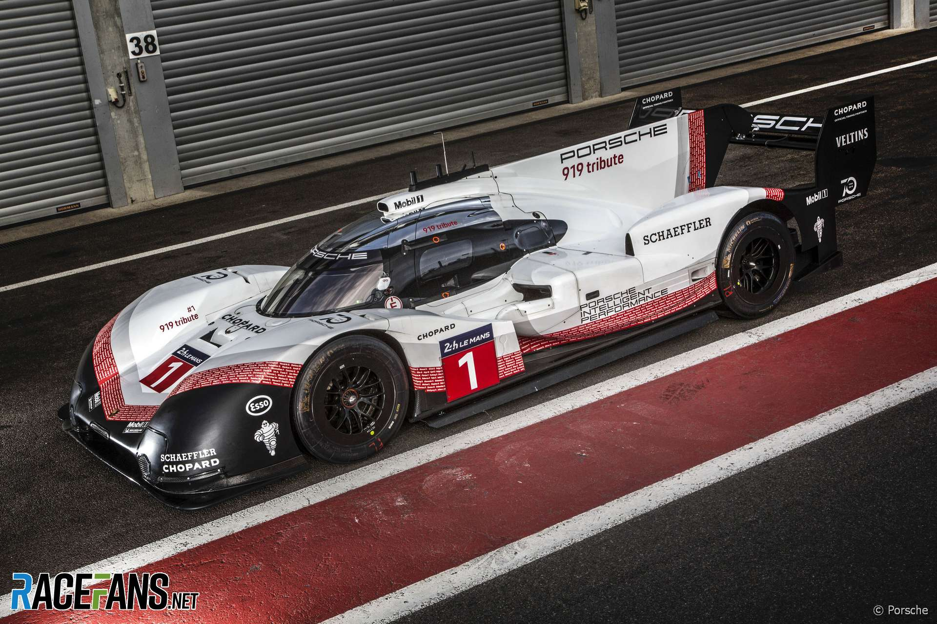 Porsche 919 Hybrid Evo Spa Francorchamps 2018 183 Racefans