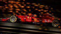 Sebastian Vettel, Ferrari, Bahrain International Circuit, 2018