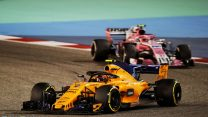 Stoffel Vandoorne, McLaren, Bahrain International Circuit, 2018
