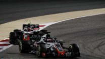 Romain Grosjean, Haas, Bahrain International Circuit, 2018