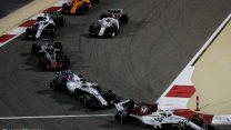 Marcus Ericsson, Sauber, Bahrain International Circuit, 2018