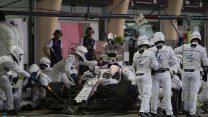 Sergey Sirotkin, Williams, Bahrain International Circuit, 2018