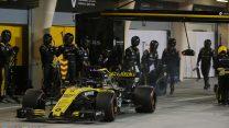 Nico Hulkenberg, Renault, Bahrain International Circuit, 2018