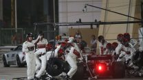 Charles Leclerc, Sauber, Bahrain International Circuit, 2018