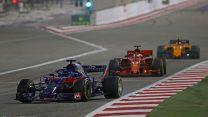 Brendon Hartley, Toro Rosso, Bahrain International Circuit, 2018
