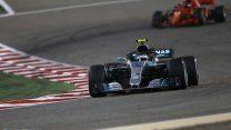 Valtteri Bottas, Mercedes, Bahrain International Circuit, 2018