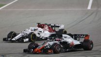 Marcus Ericsson, Romain Grosjean, Bahrain International Circuit, 2018