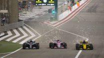 Lewis Hamilton, Mercedes, Bahrain International Circuit, 2018