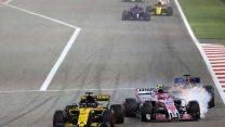 Esteban Ocon, Force India, Bahrain International Circuit, 2018
