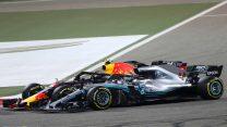 Max Verstappen, Red Bull, Bahrain International Circuit, 2018