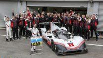 F1 beats Porsche 919 Hybrid evo's Spa record lap