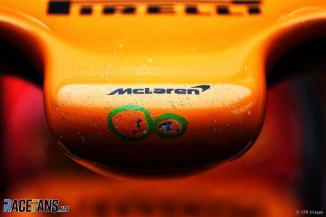 McLaren MCL33, Shanghai International Circuit, 2018