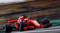 2018 Chinese Grand Prix grid