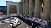 Rosenqvist rules Rome in gladiatorial qualifying