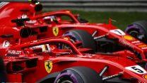 2018 team mates battles: Vettel vs Raikkonen at Ferrari