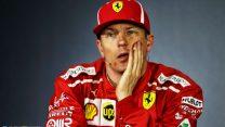 Symonds criticises Ferrari's strategy for Raikkonen in Shanghai