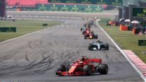 Vettel criticises Safety Car decision in Chinese GP