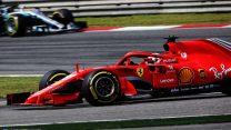 2018 Chinese Grand Prix championship points