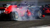 Max Verstappen, Sebastian Vettel, Shanghai, International Circuit, 2018