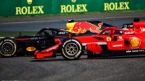Verstappen apologised for collision – Vettel