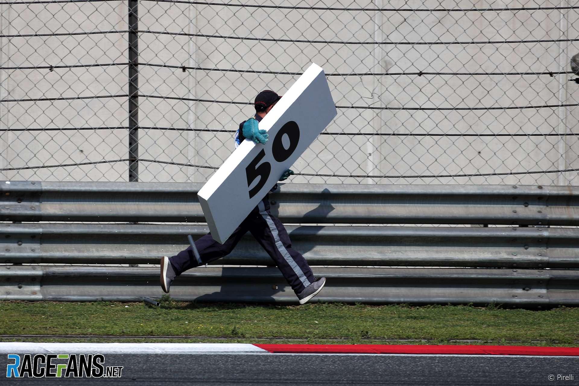 Souvenir, Shanghai International Circuit, 2018
