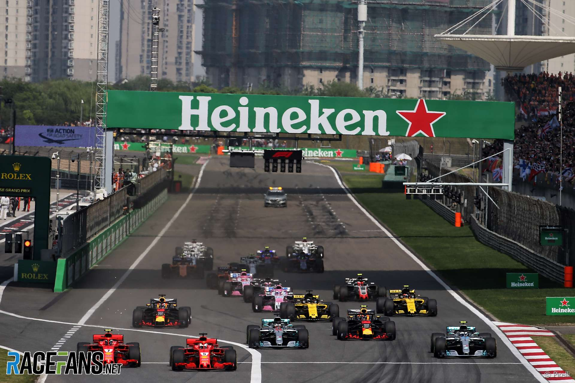 Grand Prix Racing >> 2019 Chinese Grand Prix F1 Race Information Racefans