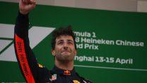 Ricciardo grabs Shanghai win after strategic gamble